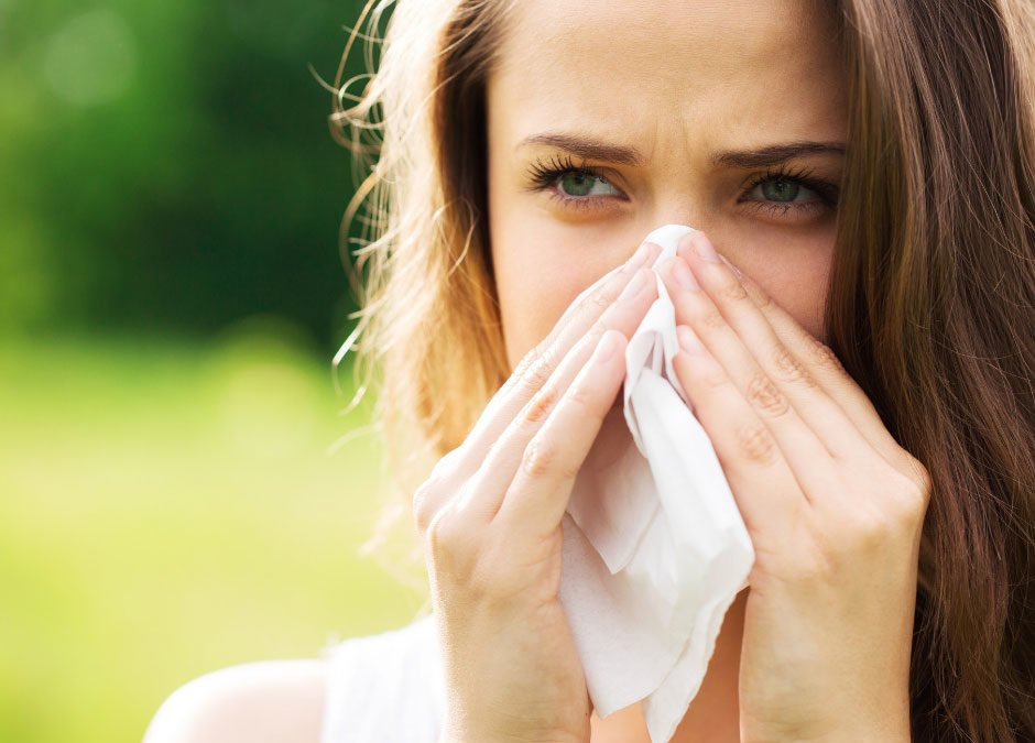 Fight Seasonal Allergies from the Inside Out
